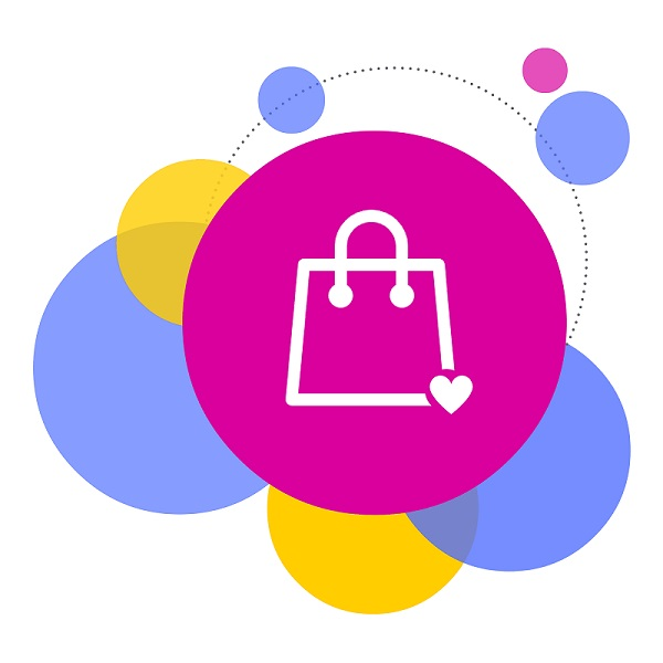 Icône d'achat en ligne
