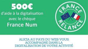 Chèque numérique Bretagne : 500 € d'aide à la digitalisation